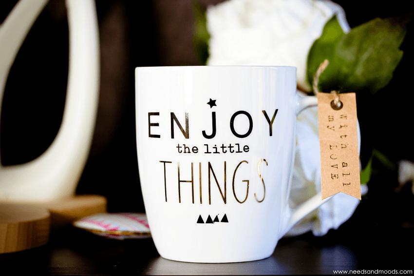 enjoy the little things. Black Bedroom Furniture Sets. Home Design Ideas