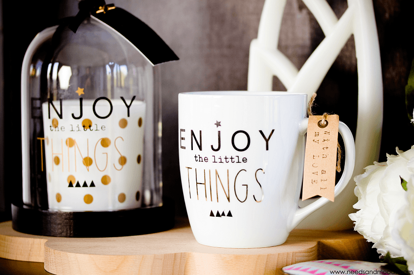 mug maisons du monde enjoy the little things blog beaut needs and moods. Black Bedroom Furniture Sets. Home Design Ideas