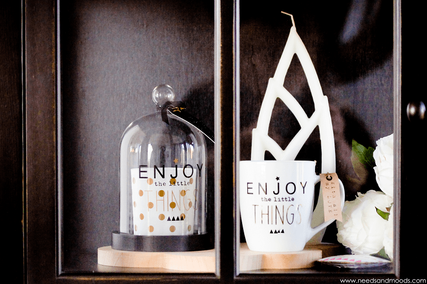 Enjoy the little things for Objet deco maison du monde