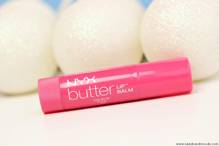 butter lip balm nyx