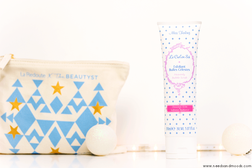 exfoliant bulles celestes miss ferling