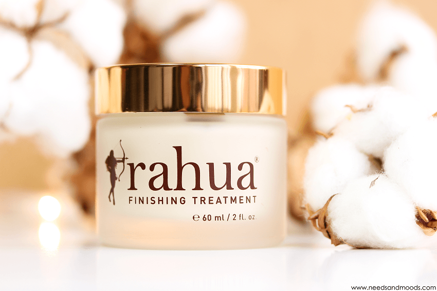 finishing treatment rahua