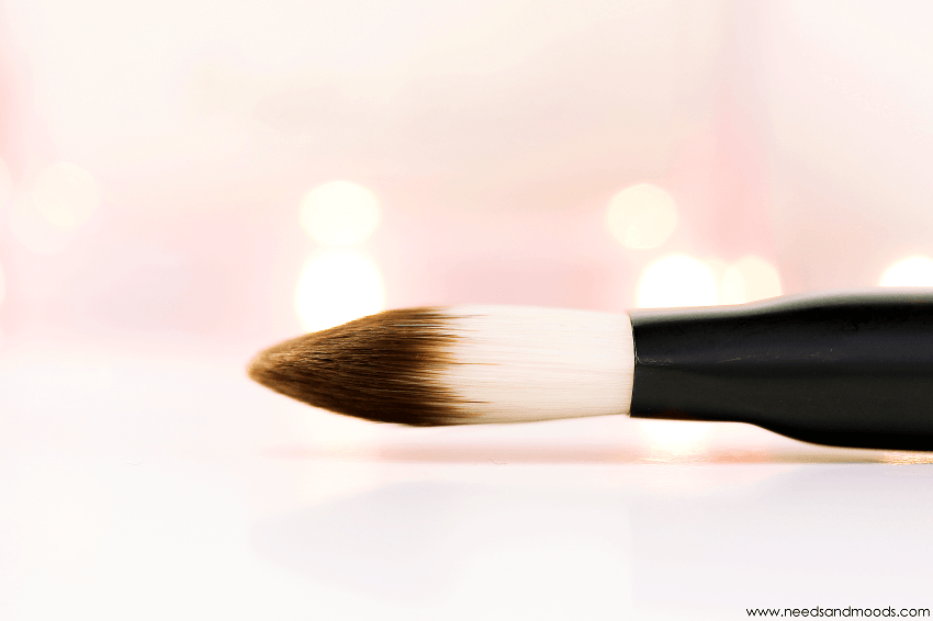 nyx cosmetics pinceau pro brushes 07