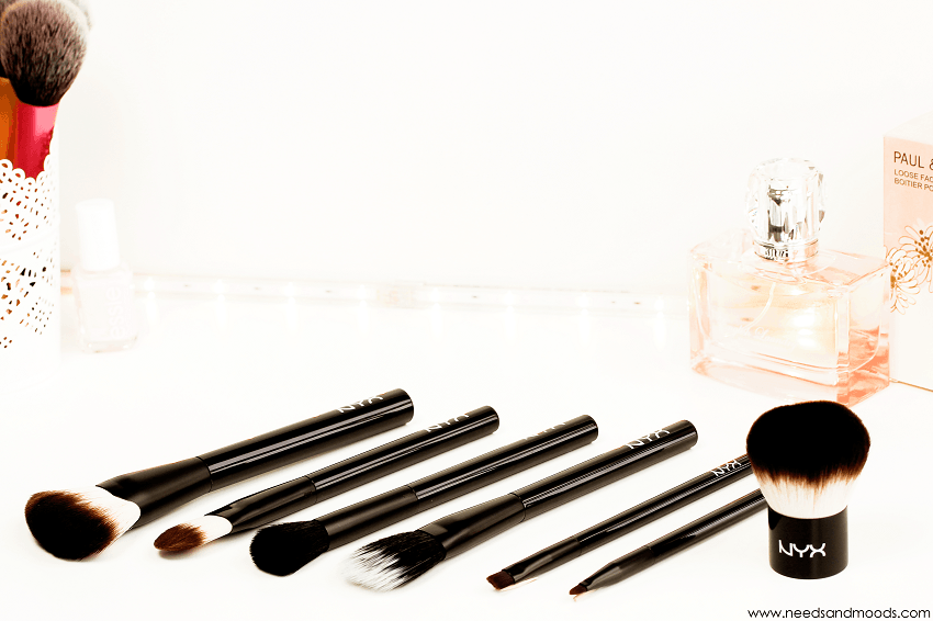 pro brushes nyx cosmetics