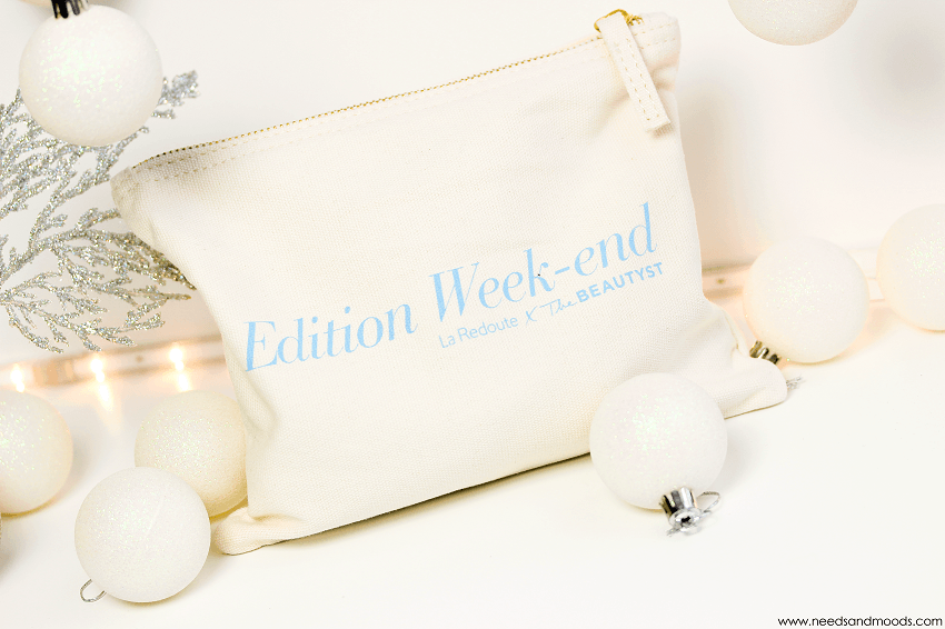 the beautyst trousse edition week-end