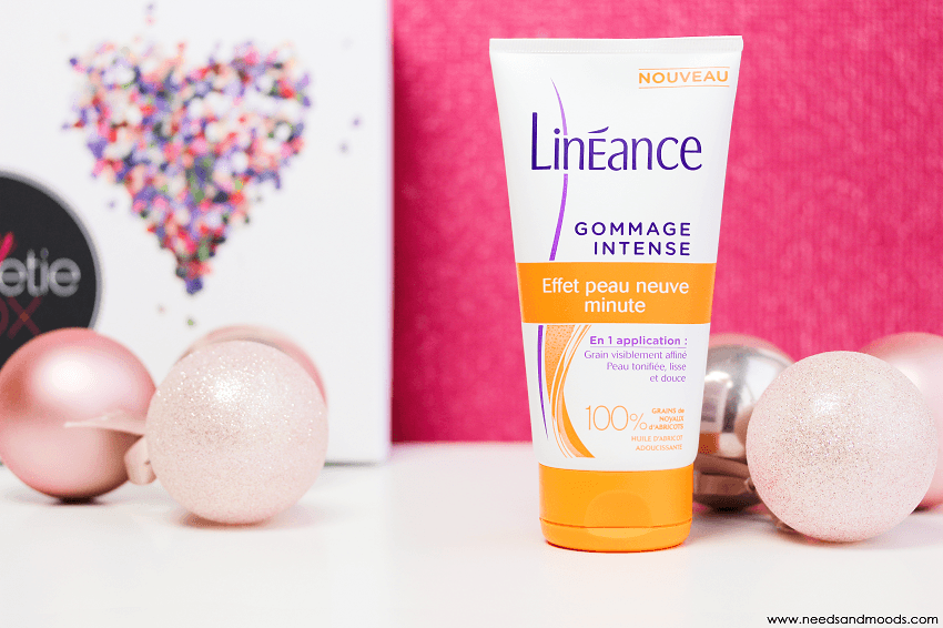 lineance gommage intense