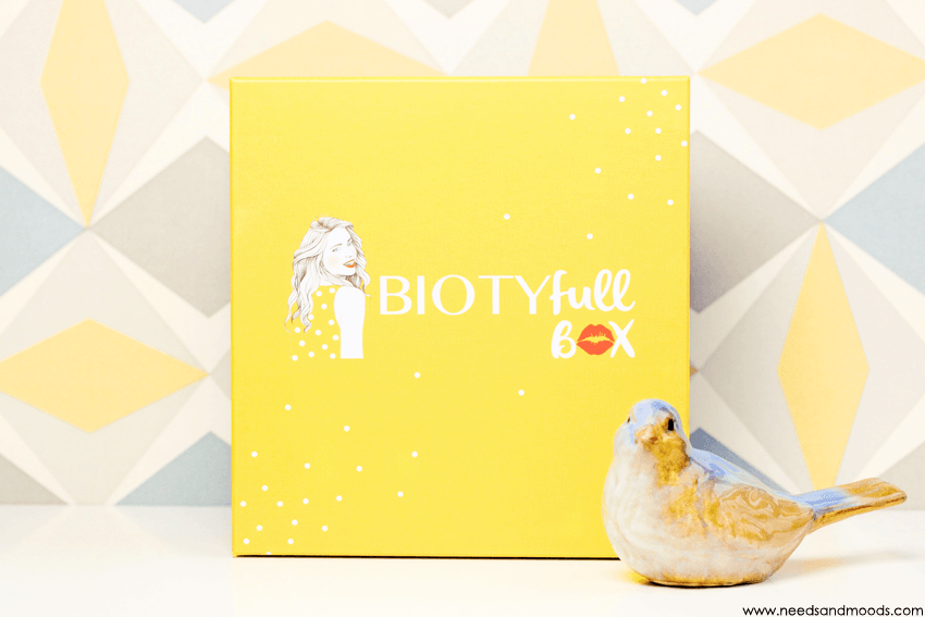 bioyful box janvier 2016