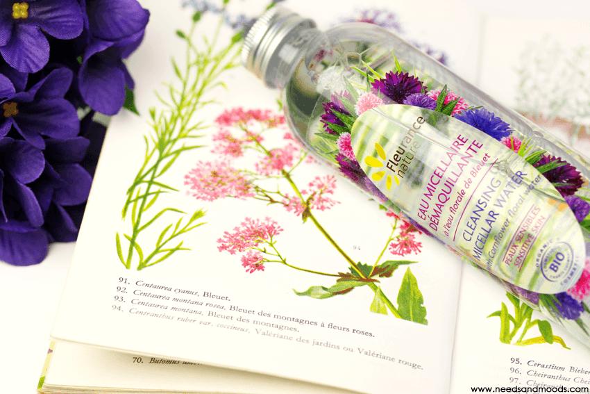 eau micellaire fleurance nature