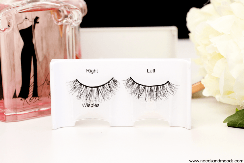 ardell faux cils wispies