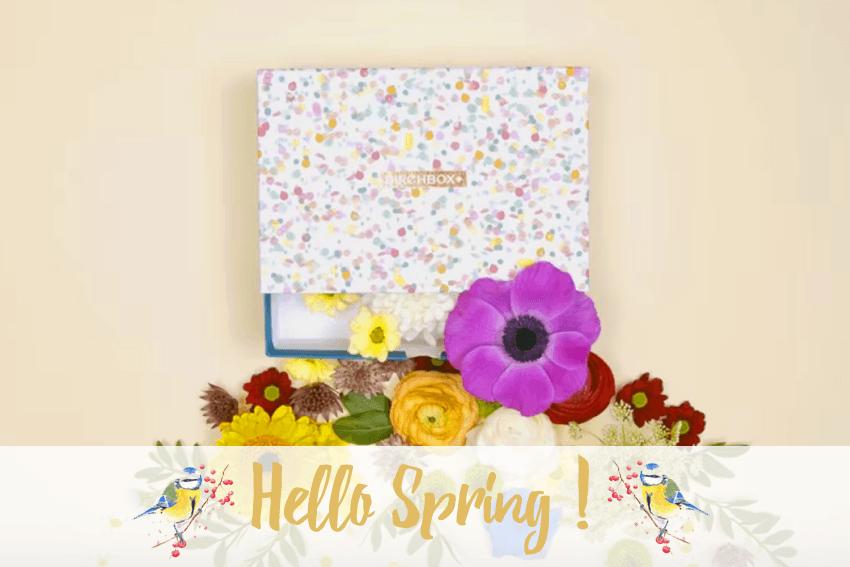 birchbox mars 2016 hello spring