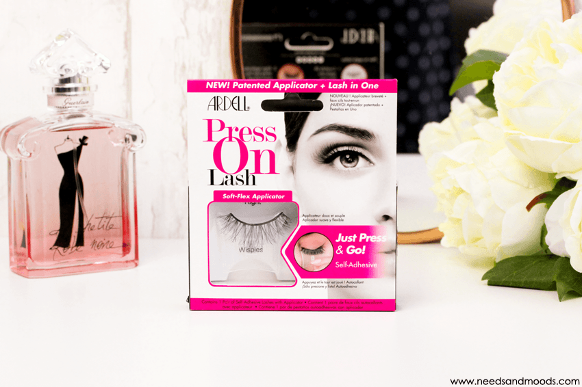 faux cils ardell wispies