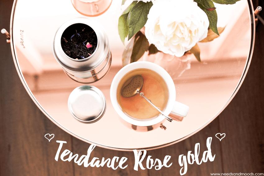 deco rose gold