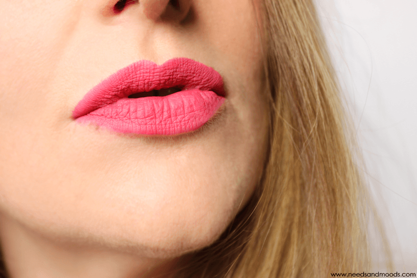 nyx soft matte lip cream ibiza swatch