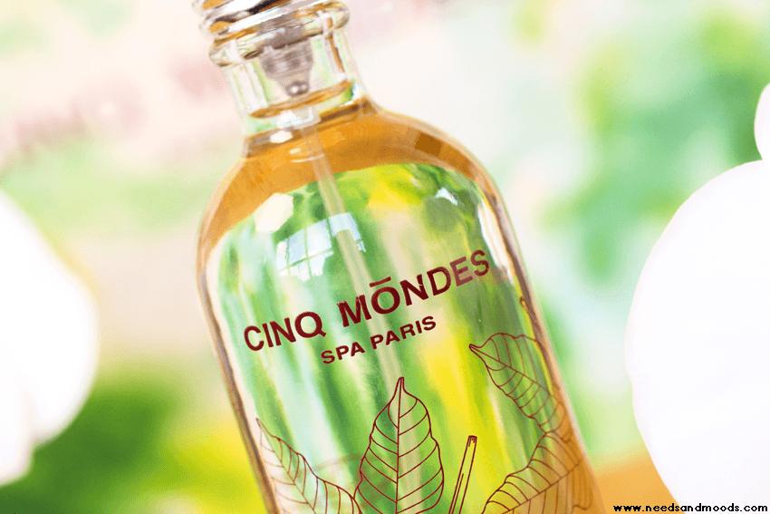 eau bresil cinq mondes parfum