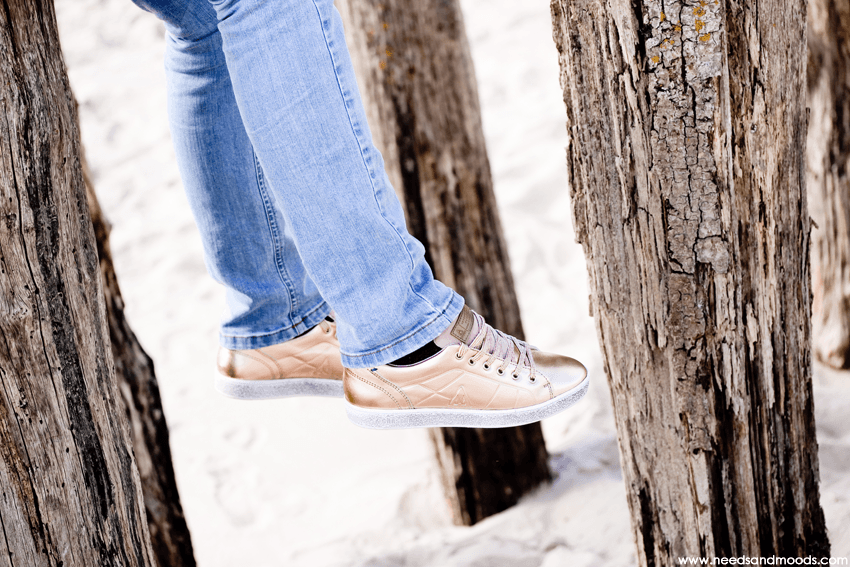 gaastra sneakers Rose Gold
