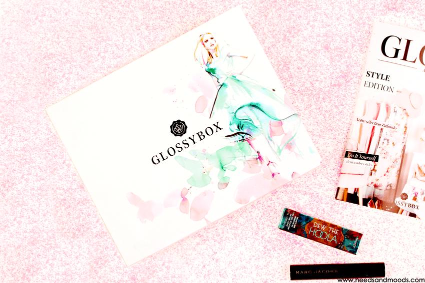 glossybox avril 2016