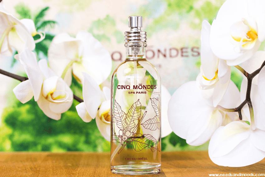 parfum cinq mondes