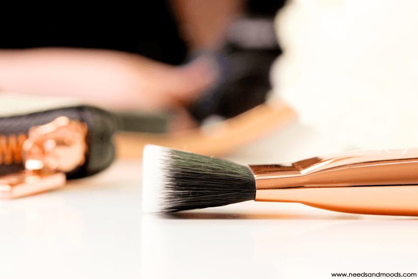 pinceaux zoeva avis face paint