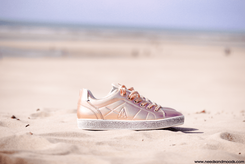 sneakers gaastra rose gold