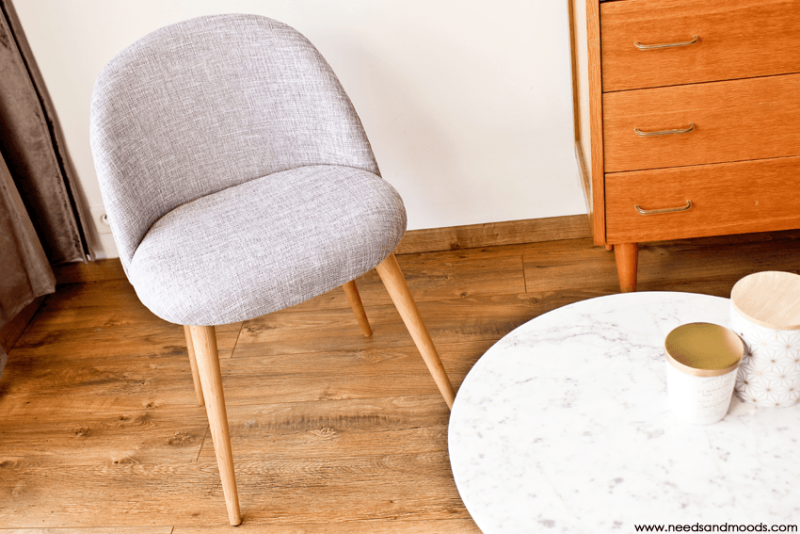 Maisons du monde chaise mauricette blog beaut needs and moods - Chaise a bascule maison du monde ...