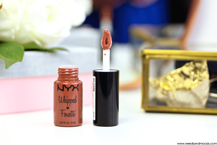 nyx whipped fouette cocoa bean