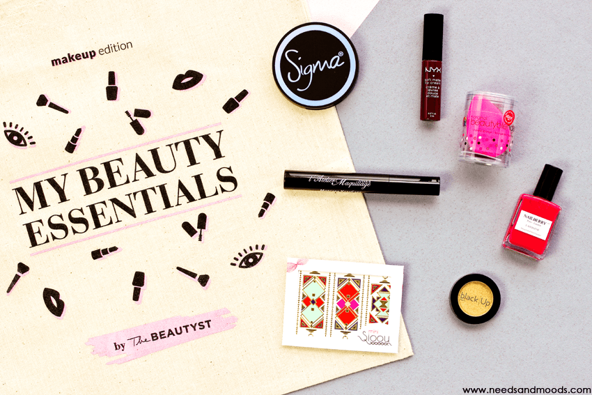 the beautyst my beauty essentials makeup edition