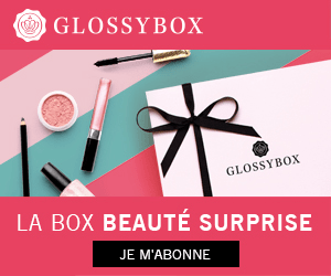 glossybox juillet 2017