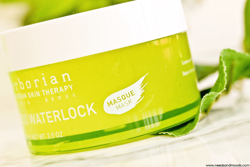 masque erborian bamboo waterlock