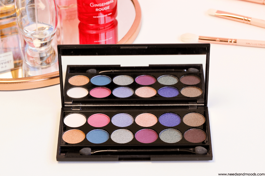 palette enchanted forest sleek