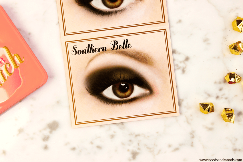 too faced tuto maquillage