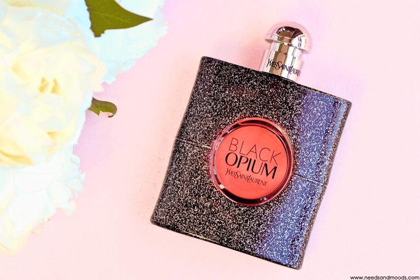 parfum black opium yves saint laurent