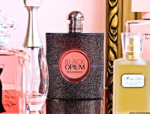 parfum yves saint laurent black opium