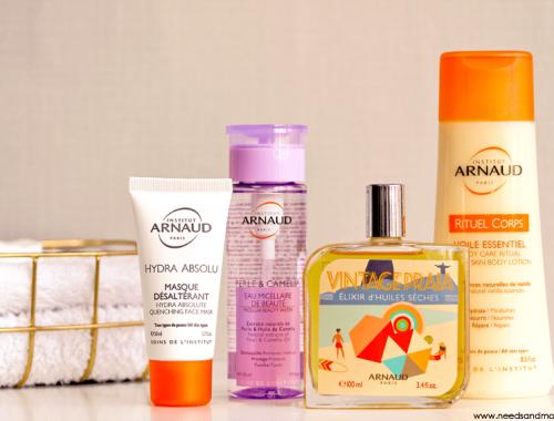 institut arnaud beauty kit
