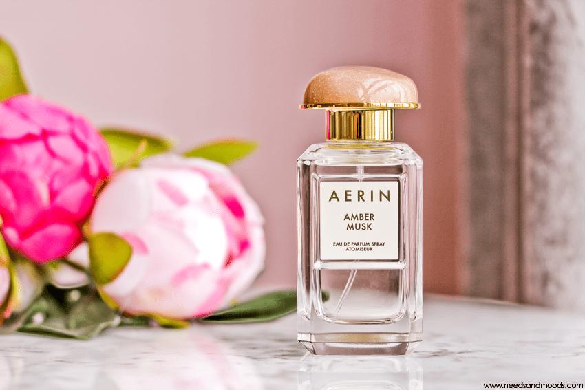 Amber Musk Le Parfum Signé Aerin Coup De Cœur Beauté