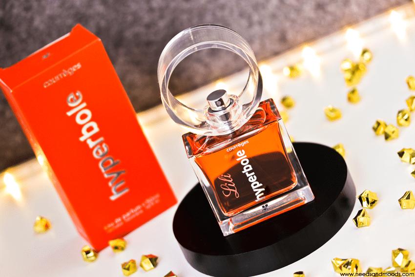 hyperbole le nouveau parfum courr ges atypique et audacieux. Black Bedroom Furniture Sets. Home Design Ideas
