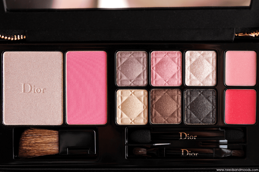 dior palette couture 24h all in one fards