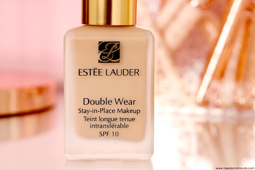 estee lauder double wear maquillage