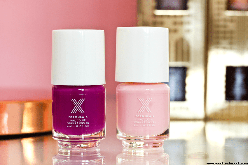 formula x vernis ongles x in the city