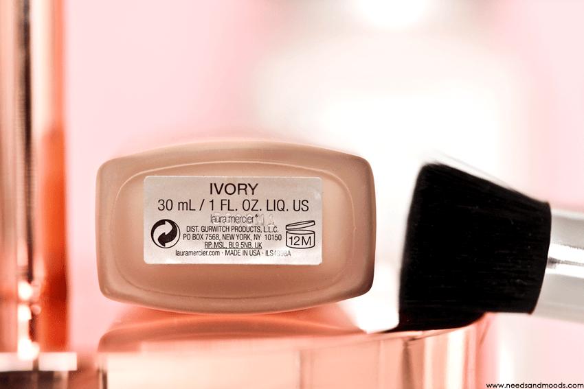 candleglow soft luminous foundation ivory