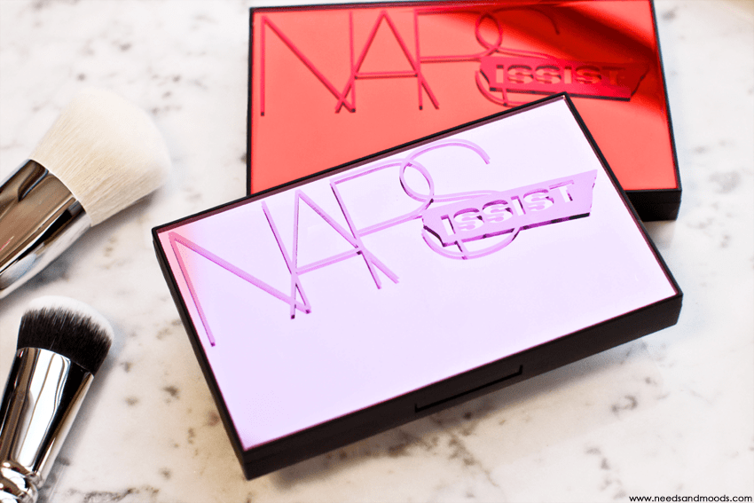 nars palette unfiltered