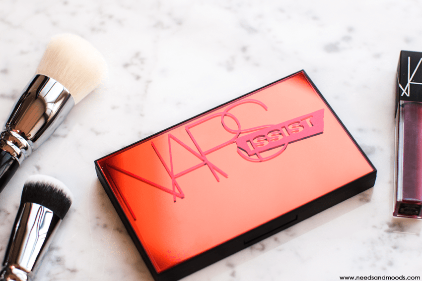 nars unfiltered I
