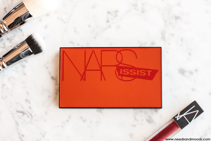 nars unfiltered palette I