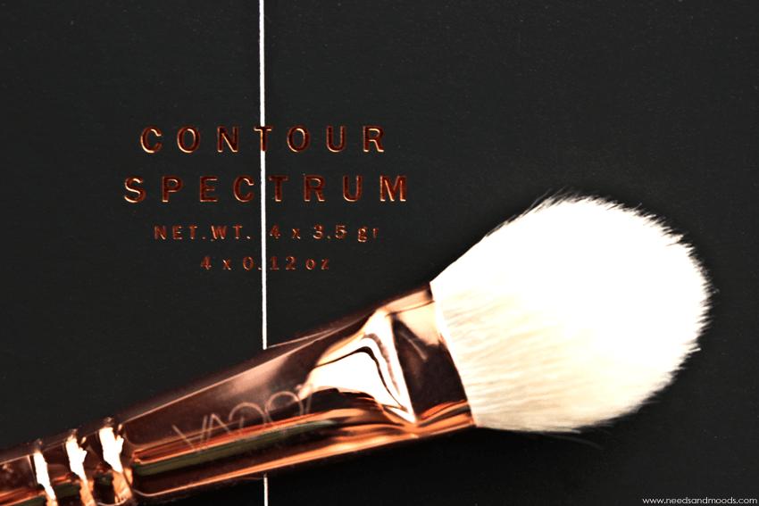 palette contour spectrum