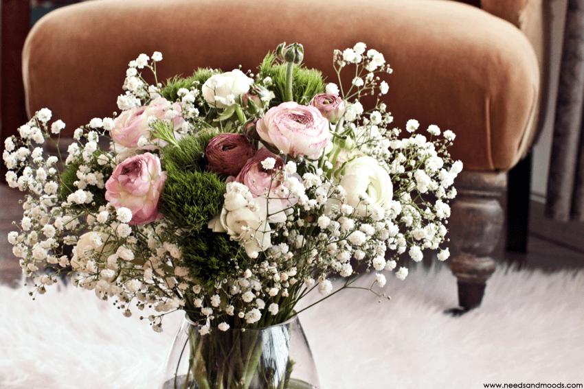 renoncules bouquet