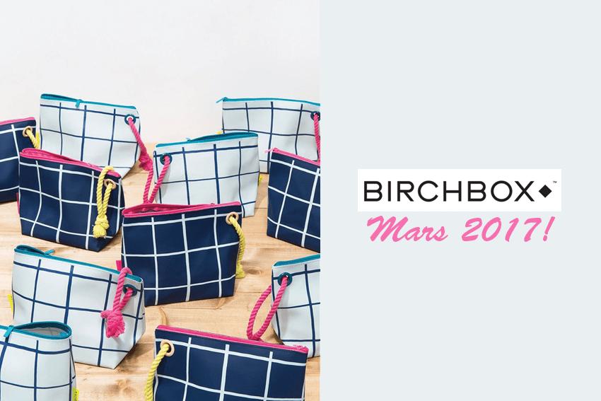 birchbox mars 2017