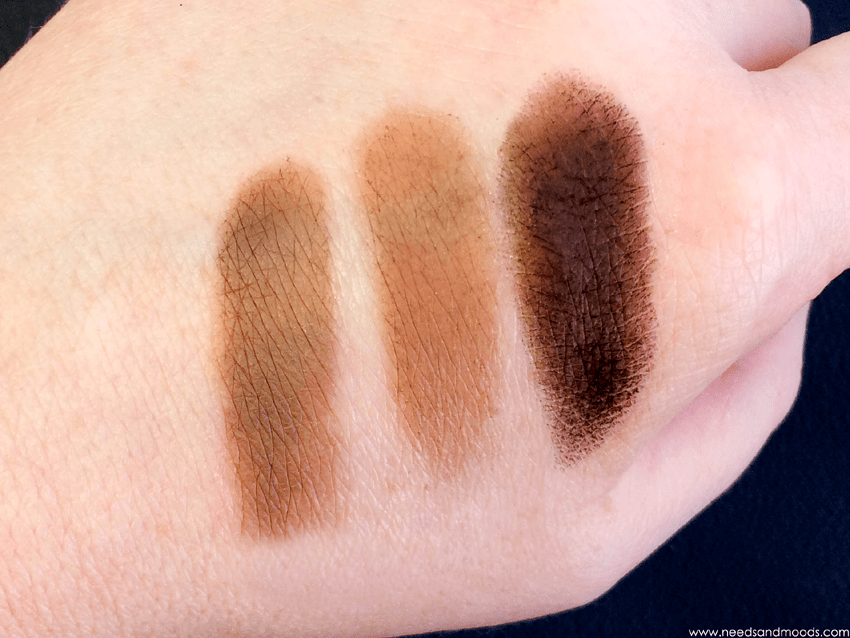 brow spectrum swatch 3