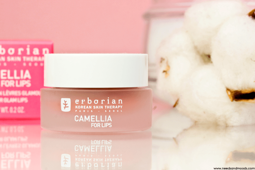 erborian camellia mask for lips