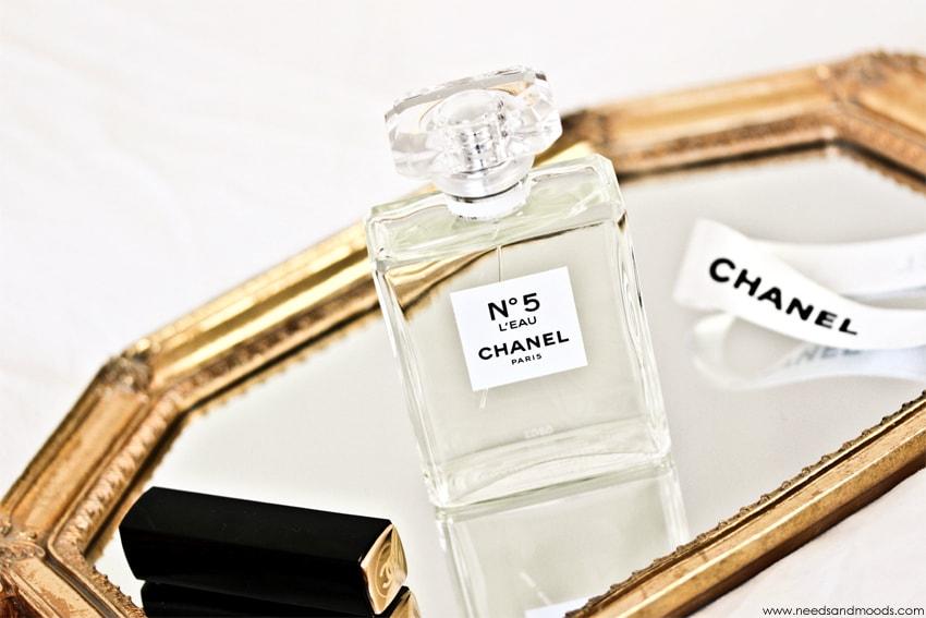 Chanel N5 L Eau