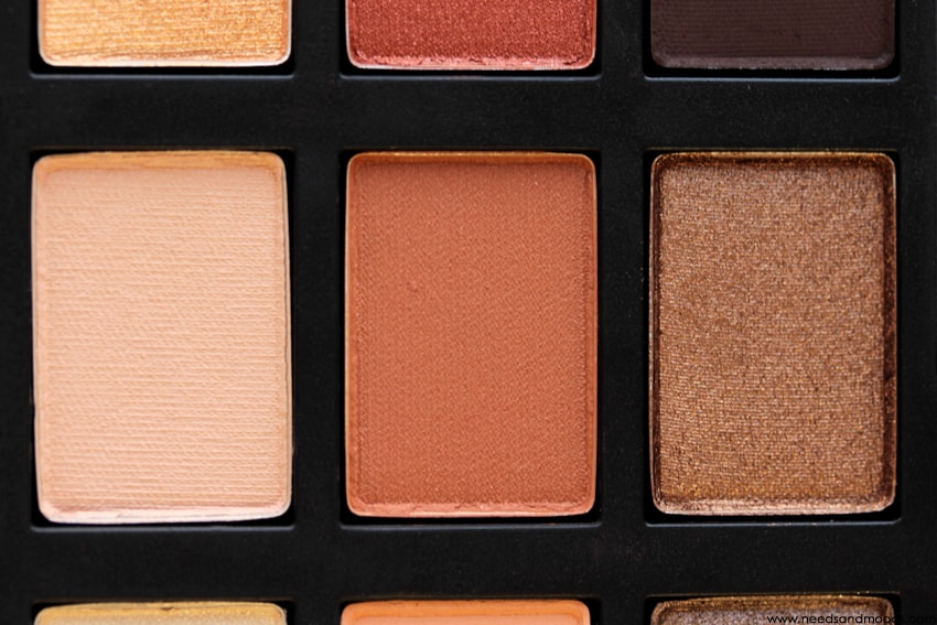 Loaded Eyeshadow Palette NARS Swatch 2