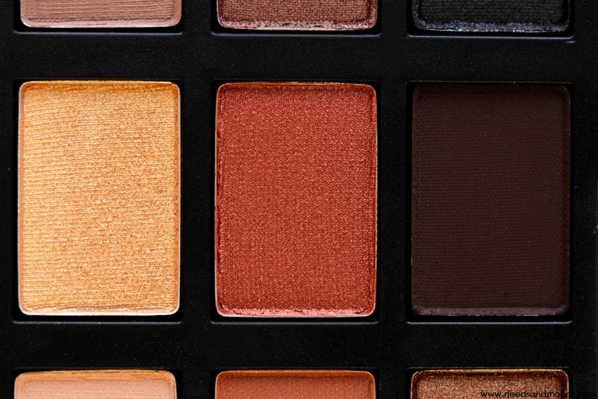 Loaded Eyeshadow Palette NARS Swatch 3